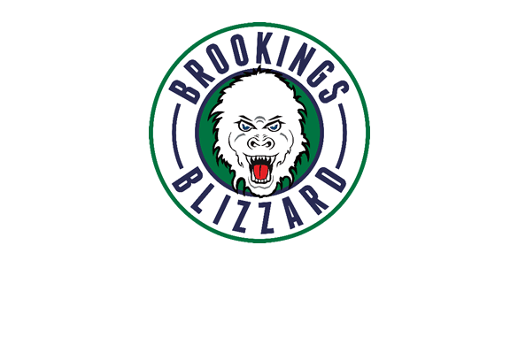 Brookings Blizzard logo