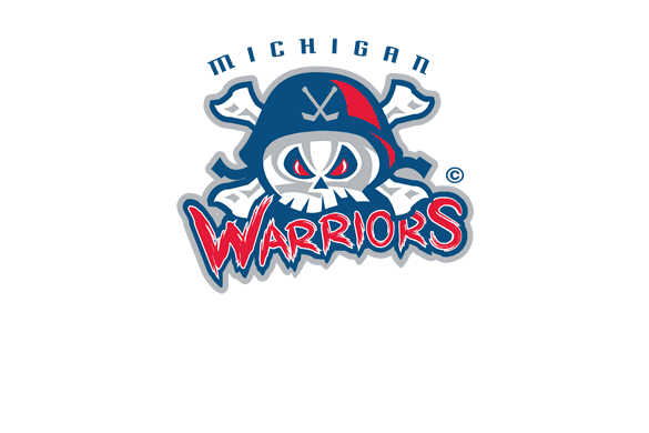 Michigan Warriors logo