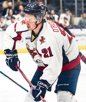 NAHL: Amarillo Forward O'Rourke Makes NCAA DI Commitment