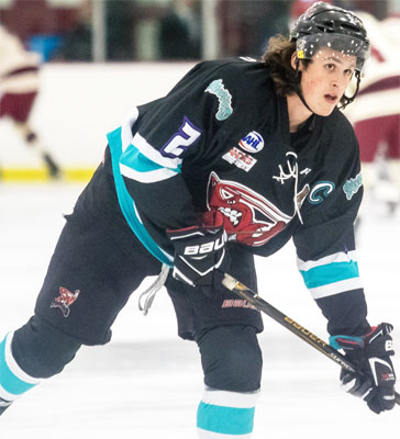 NAHL: Shreveport Defenseman Procopio Makes NCAA DI Commitment